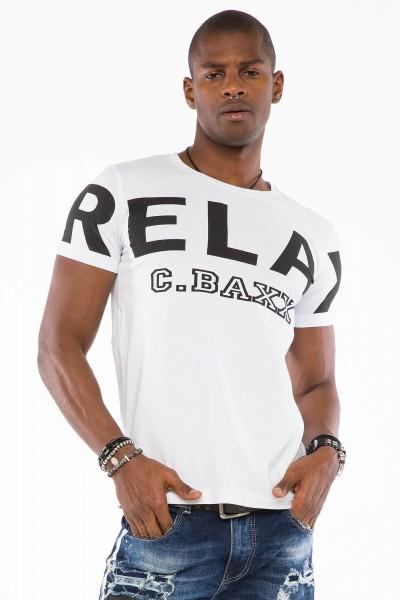 RELAX T-Shirt - mach Dein Statement